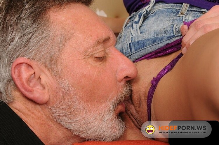 BeautyAndTheSenior.com - Betty Stylle - Fuck With Old Man [HD 720p]