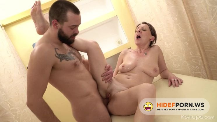 KarupsOlderWomen - Linda G - Moms Dirty Massage [2020/HD]
