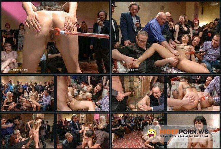 PublicDisgrace.com/Kink.com - Milcah Halili - First boy/girl scene ever! [HD 720p]