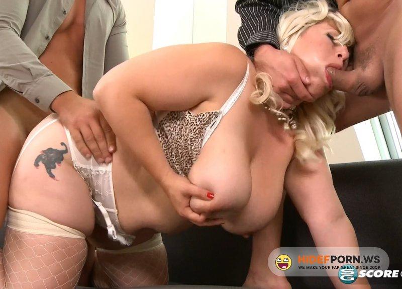 PornMegaLoad - Gina George - Gina George And Gina Makes Three [FullHD 1080p]