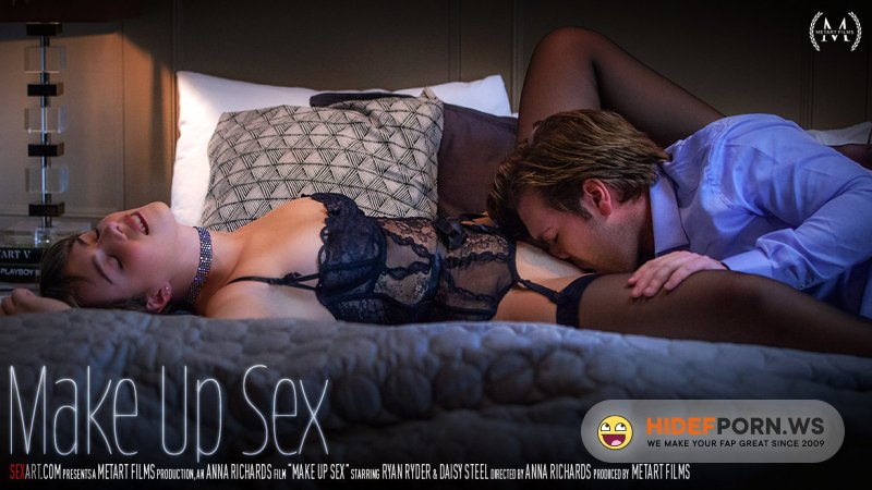 SexArt - Daisy Steel - Make Up Sex [HD 720p]