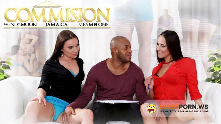 MMPNetwork.com - Wendy Moon, Mea Melone - : Commision [FullHD 1080p]