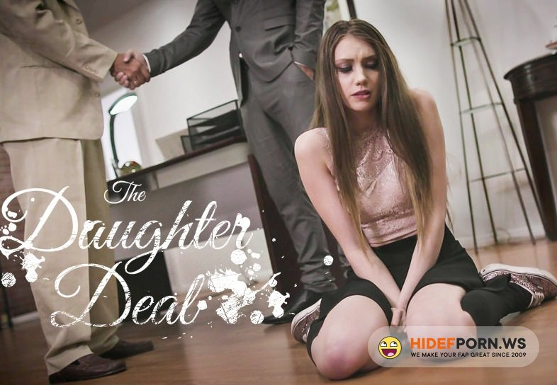 FamilyTherapy.com - Elena Koshka - StepFather Sell Sex With StepDaughter [HD 720p]