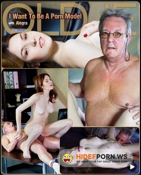 Oldje.com/ClassMedia.com - Alegra - I Want To Be A Porn Model [FullHD 1080p]