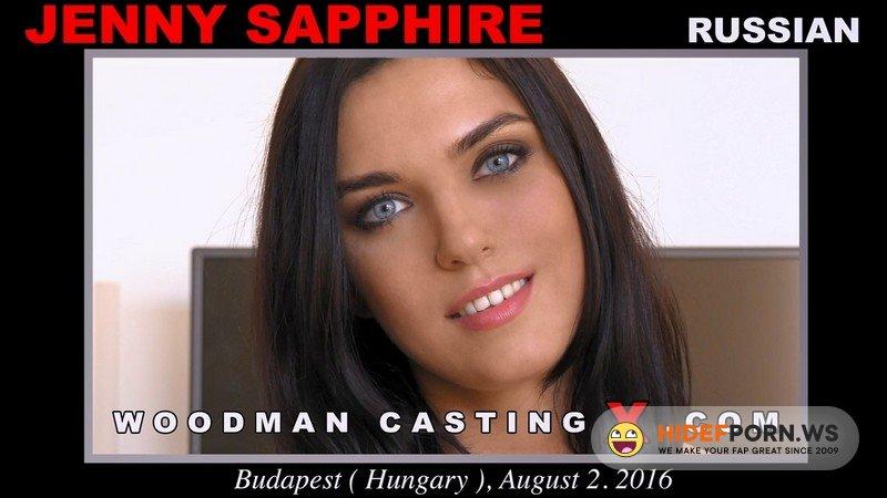 WoodmanCastingX - Jenny Sapphire - Casting [FullHD 1080p]