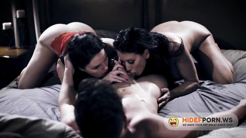 PureTaboo - Krissy Lynn  Reagan Foxx - Mommies Boy [FullHD 1080p]
