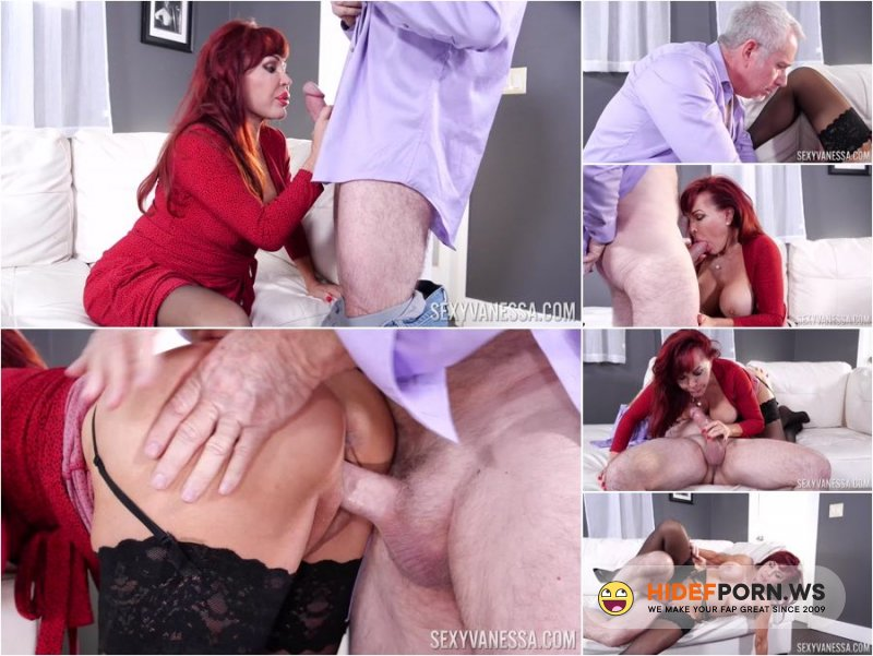 PornstarPlatinum - Sexy Vanessa - Cock For Dessert [4K 2160p]