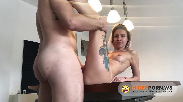 Manyvids.com - owiaks - YULI WITH HER TEEN PUSSY GET FUCK AND ROUGH ANAL ON THE TABLE [HD 720p]
