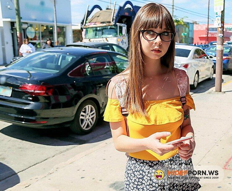 Mofos.com - Shae Celestine - Nerdy Cutie Straddles Huge Cock [HD 720p]