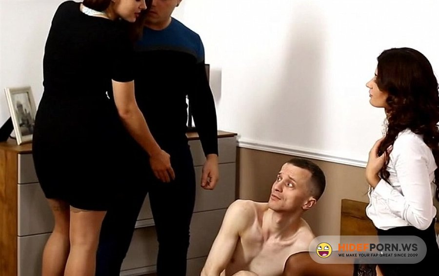 SubmissiveCuckolds - Sophia Deville - Horny Housewife Humiliating Her Husband [2020/HD]