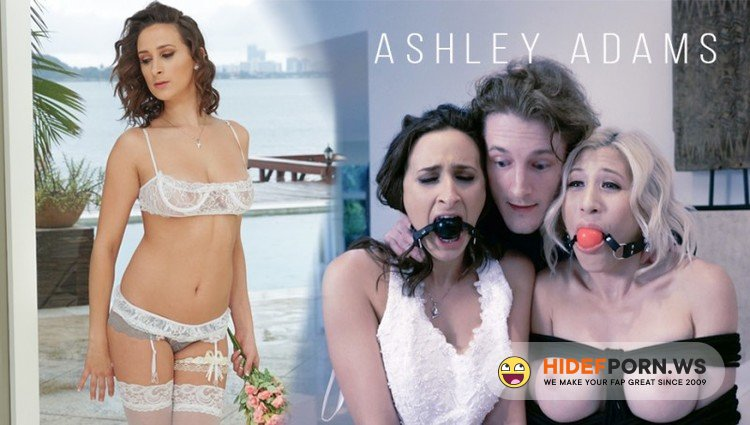 TeenCreeper.com/FetishNetwork.com - Ashley Adams, Cristi Ann - Teen Creeper Ashley Adams Bridal Bang [FullHD 1080p]