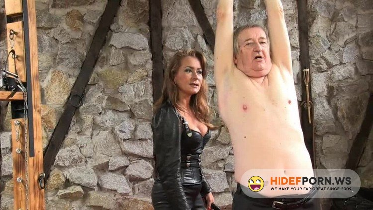 SadoLadiesFemdomClips - Lady Pascal - Punished For Blasphemy 1 [HD 720p]