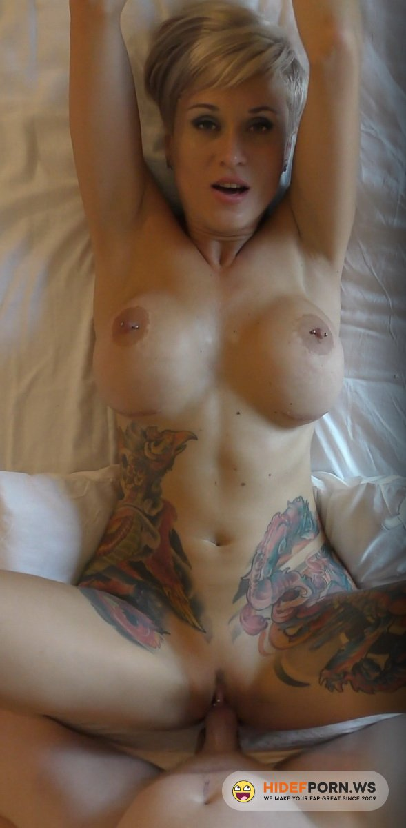 PornHub.com - Tanya Virago - Real slut Tanya Virago fucked in various poses and got the cum on her belly [FullHD 1080p]