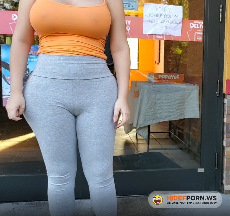 Pornhub.com - Crystal Lust - PAWG let me Fuck her for a Popeyes Chicken Sandwich [FullHD 1080p]