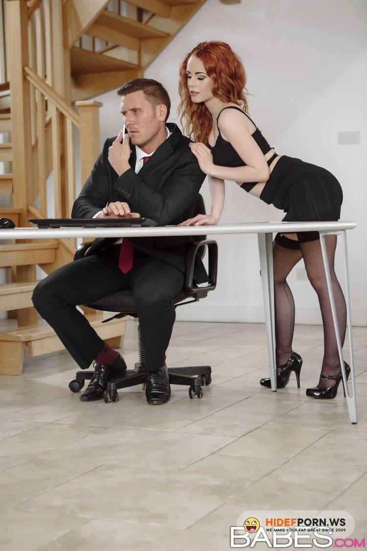 OfficeObsession.com/Babes.com - Ella Hughes - Stress Relief [HD 720p]