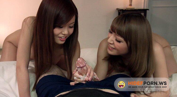 HandjobJapan.com - Nao Shiraishi & Yuria Tominaga - Handjob [FullHD 1080p]