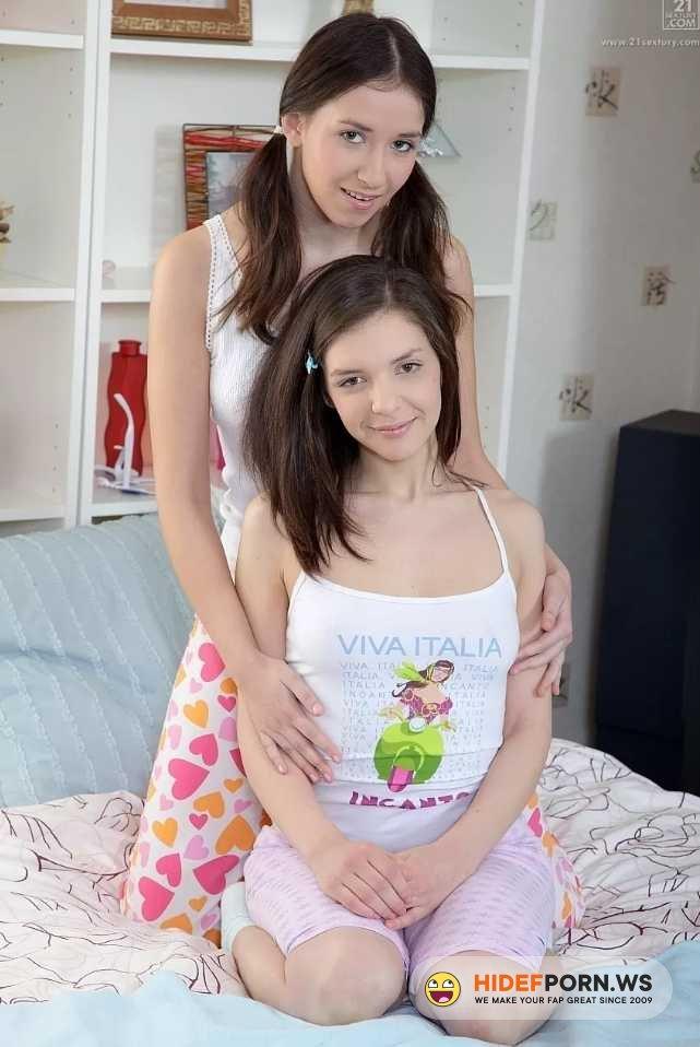 YoungLegalPorn.com - Dusya, Penelope - A Surprise Guest [HD 720p]
