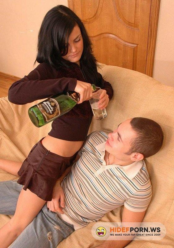 SisterSeduction.com - Natasha - Fuck Drunked StepSis [SD 480p]