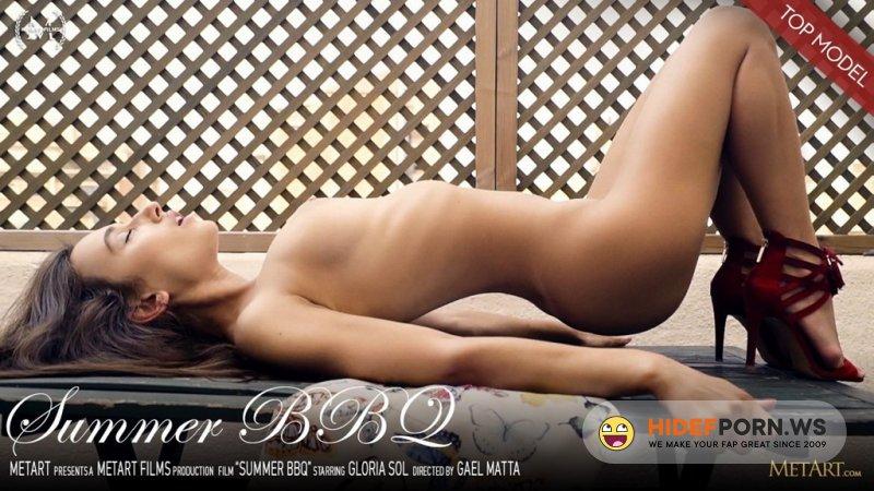 MetArt - Gloria Sol - Summer BBQ [FullHD 1080p]