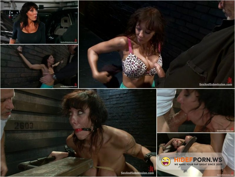 SexAndSubmission - Alia Janine - Huge Natural Tits MILF Fucked and Dominated  [HD 720p]