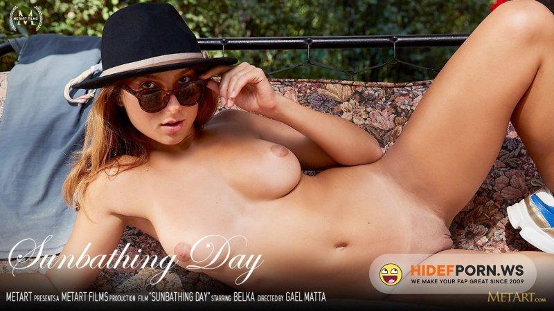 MetArt - Belka - Sunbathing Day  [FullHD 1080p]