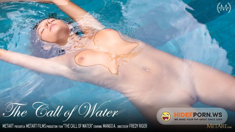 MetArt - Mango A - The Call of Water [FullHD 1080p]