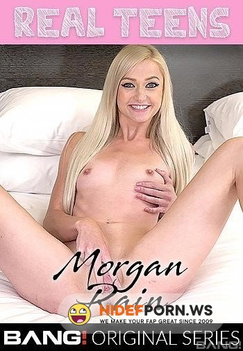 BangRealTeens - Morgan Rain - Gives A Public Blowjob! [2020/HD]