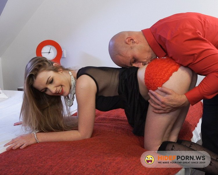 PinUpSex.com/PornDoePremium.com - Alexis Crystal - Classy Czech babe Alexis Crystal dresses up for a lustful hot fuck [HD 720p]