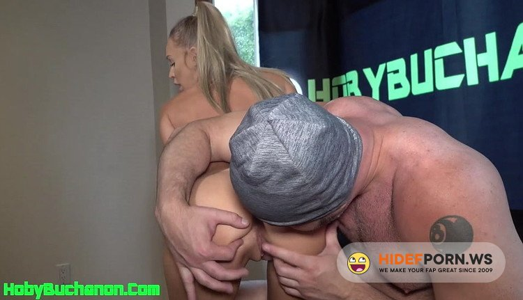 HOBYBUCHANON - EMMA HIX - DADDY ROUGHLY FACE FUCKS EMMA HIX & BEATS UP HER PUSSY [FullHD 1080p]