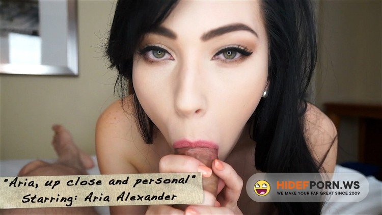 Mark's head bobbers and hand jobbers/Clips4Sale.com - Aria Alexander - Aria, up close and personal [FullHD 1080p]