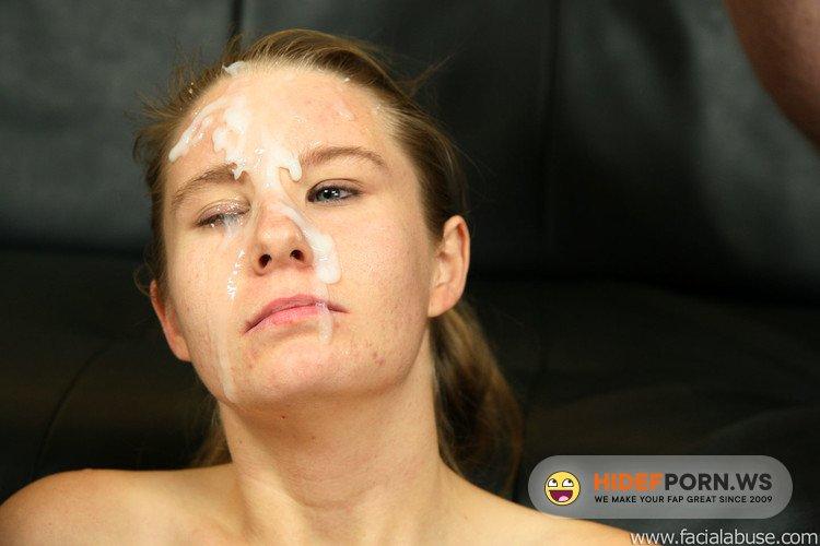 FacialAbuse.com - Tecey - Hardcore [HD 720p]