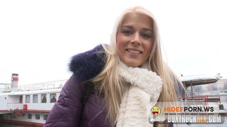 BoxTruckSex.com - Sweet Cat - Sweet Cat sucks a huge cock near the Port of Prague [FullHD 1080p]