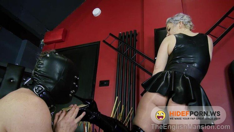 TheEnglishMansion - Mistress Inka - Beaten At Inkas Boots - Part 1 [HD 720p]