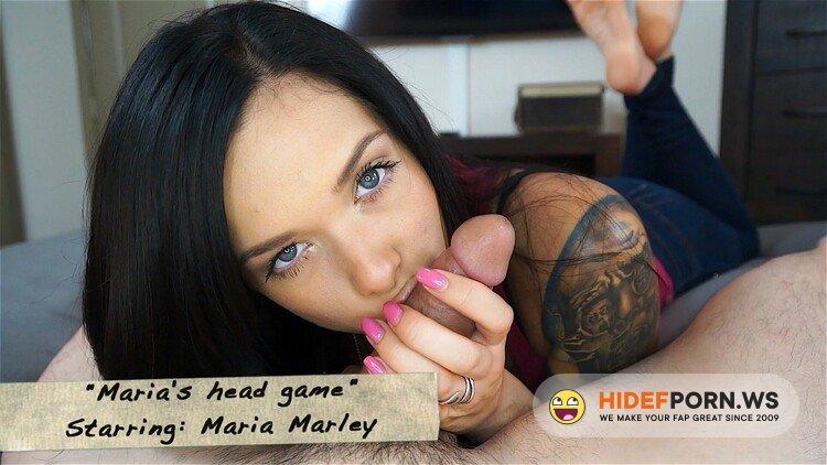 Mark's head bobbers and hand jobbers - Maria Marley - Maria's head game [FullHD 1080p]