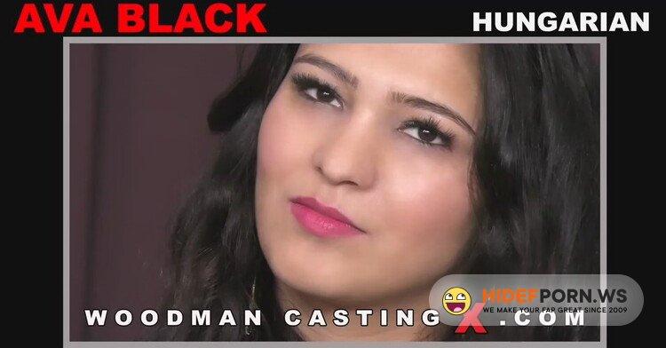 WoodmanCastingX.com - Ava Black - Casting X 204 * Updated * [FullHD 1080p]