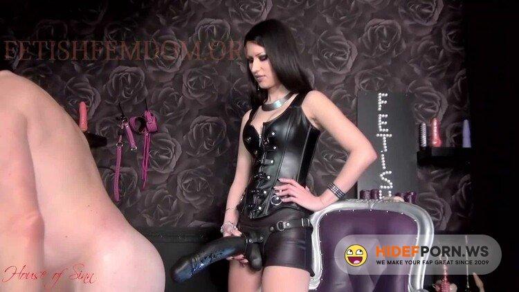 HouseOfSinn - Mistress Lexa - Nothing Is Too Big For Your Slutty Ass [FullHD 1080p]
