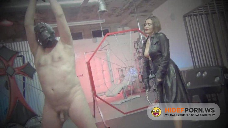Domnation - Goddess Maxine - My Whip Feeds On Your Screams, Silence Is Your Only Savior Starring Goddess Maxine [HD 720p]