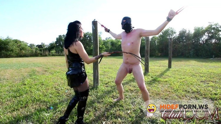 Clubdom - Raven Eve - Temptress Raven Eve Whipping [FullHD 1080p]