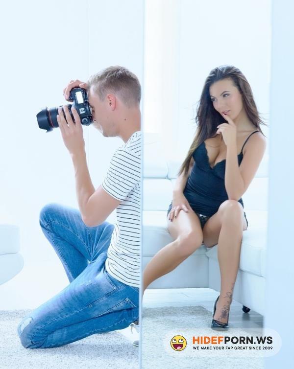 TheWhiteBoxxx.com/PorndoePremium.com - Vanessa Decker - Czech brunette teen Vanessa Decker gets cum covered in sensual hot fuck [HD 720p]