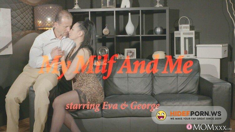 MomXXX.com - Eva Ann - My MILF And Me [FullHD 1080p]