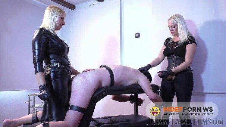 FemmeFataleFilms - Divine Mistress Heather, Mistress Johanna - Ramming It In - Super Hd - Part 2 [FullHD 1080p]