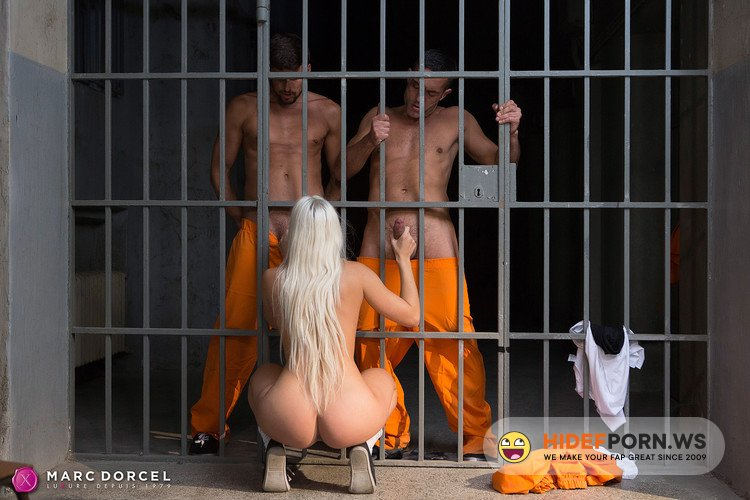 DorcelClub.com - Blanche Bradburry - Young Inmate Offered To Prisoners Craving Hard Sex [FullHD 1080p]
