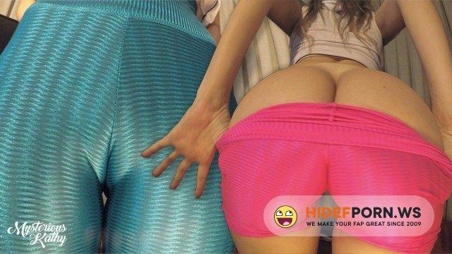 PornhubPremium - MysteriousKathy - The Hottest Yoga Pants Try-On Haul Cameltoe [2020/FullHD]