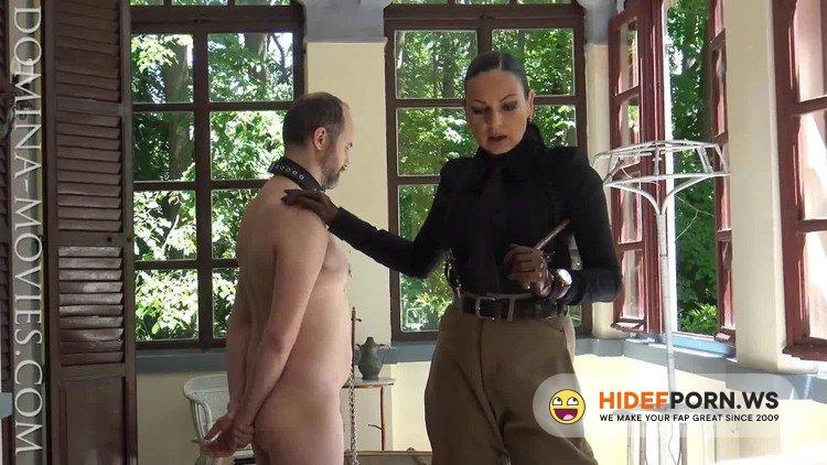 MadameCatarina - Madame Catarina - Cruelest Beauty - Safari Caning - Stable Boy Boot Service: Chapter Two [FullHD 1080p]