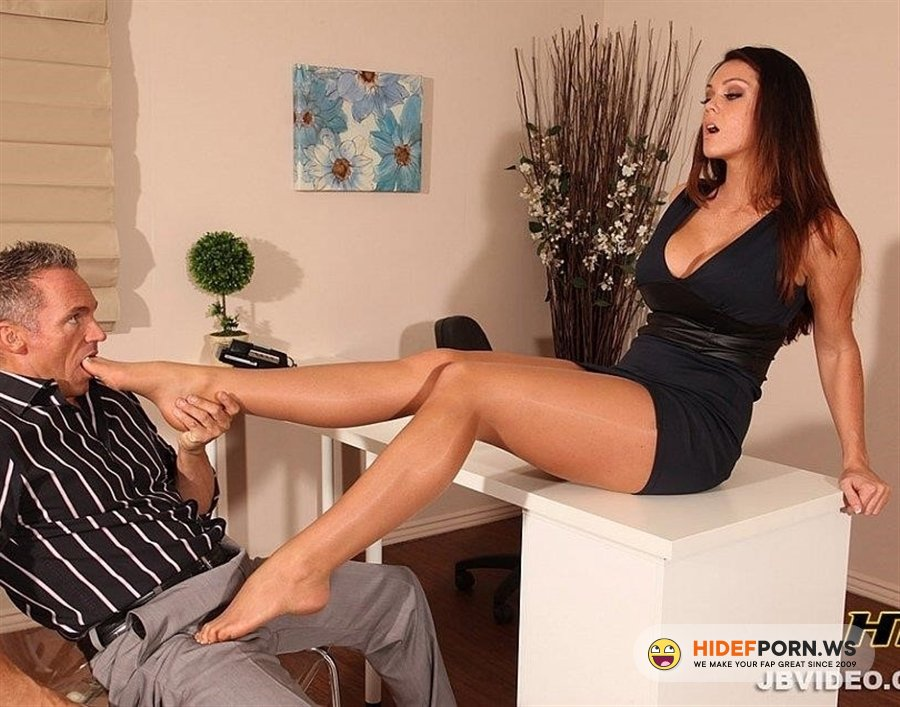 JBVideo - Alison Tyller - Foot Seduction 28 [2020/HD]