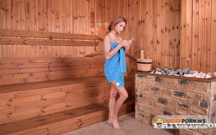 PrivateStars - Veronica Leal - Veronica Leal - Squirting In The Sauna [2020/FullHD]