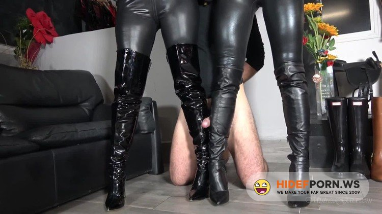 MistressGaia - Mistress Gaia - Orgasmic Leather [FullHD 1080p]