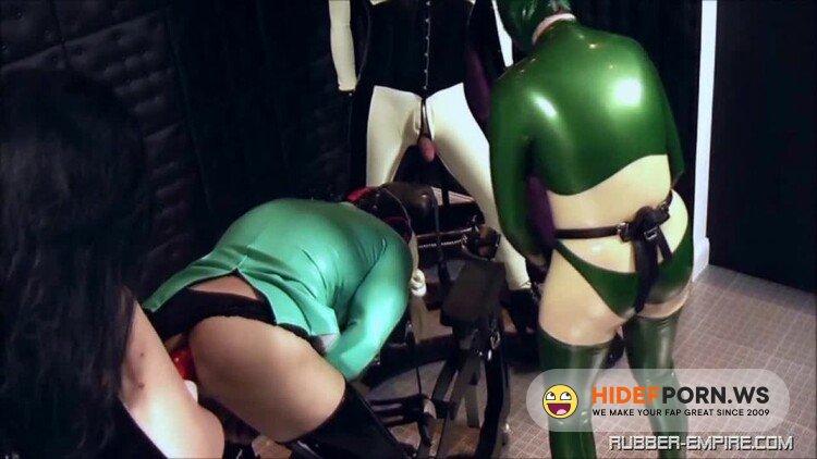Rubber-Empire - Anal Doll - Rubber-Empire [HD 720p]