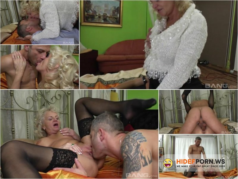 Mature.NL - Mature - Cum Dripping Granny Faces, Scene 1 [SD 540p]
