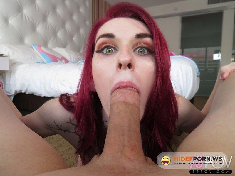 TsPov - Aimee Fawx - Trans Princess Seduces Your Big Dick [FullHD 1080p]